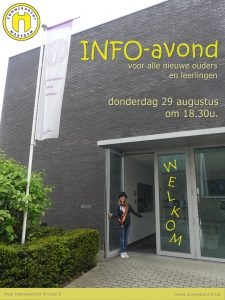 INFO-avond - nieuwe/'oude' ouders en leerlingen @ BO Zonneburcht | Waregem | Vlaanderen | België