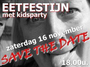 Eetfestijn @ Zonneburcht   Waregem   Vlaanderen   België