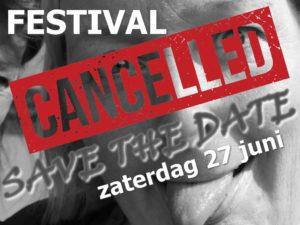 Festival (cancelled) @ Zonneburcht   Waregem   Vlaanderen   België