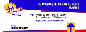 De Warmste Zonneburcht-markt @ Zonneburcht   Waregem   Vlaanderen   België
