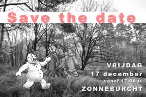 Winterwandeling @ Zonneburcht   Waregem   Vlaanderen   België