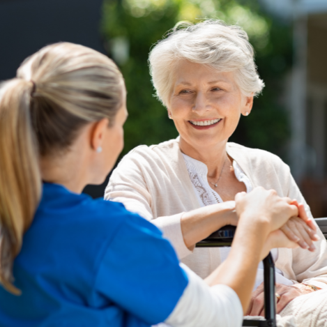 Aged Care - Home Care Service