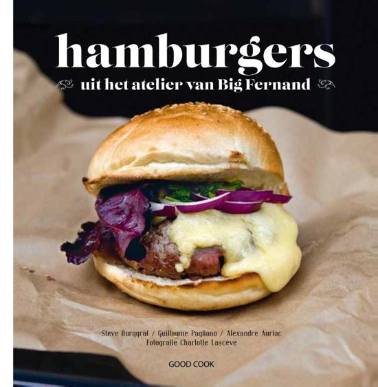 boek hamburgers cadeautip