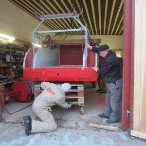 2017-04-20 Karosseri gøres klar til maler