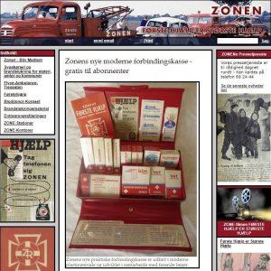 ZONENS HJEMMESIDE 1962 - HVIS INTERNETTET HAVDE EKSISTERET