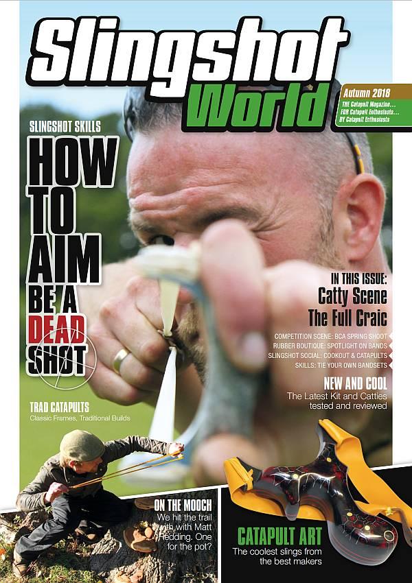 SlingshotWorld Magazin 1