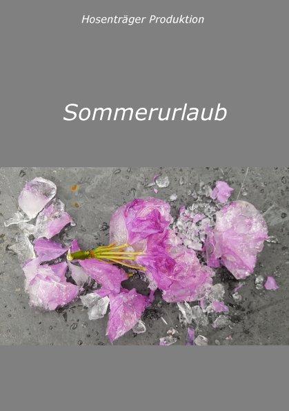 Cover Sommerurlaub Hörspiel