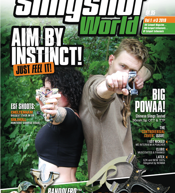 Slingshot World Magazin 3
