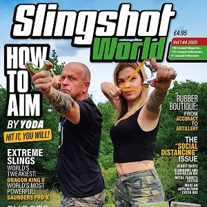 Slingshot World Magazine Issue Ausgabe4
