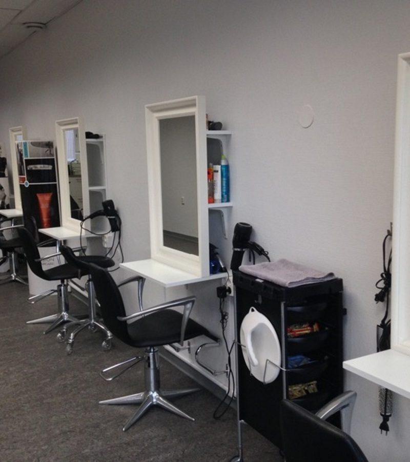 Inne hos frisörssalong Irenés Salong