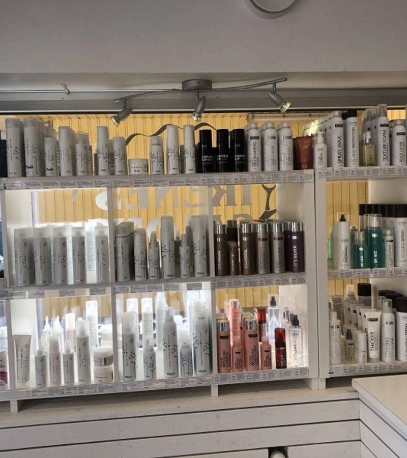 Produkter hos Irenés Salong