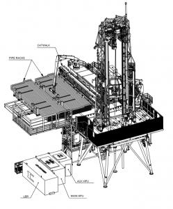 Modular rig drawing