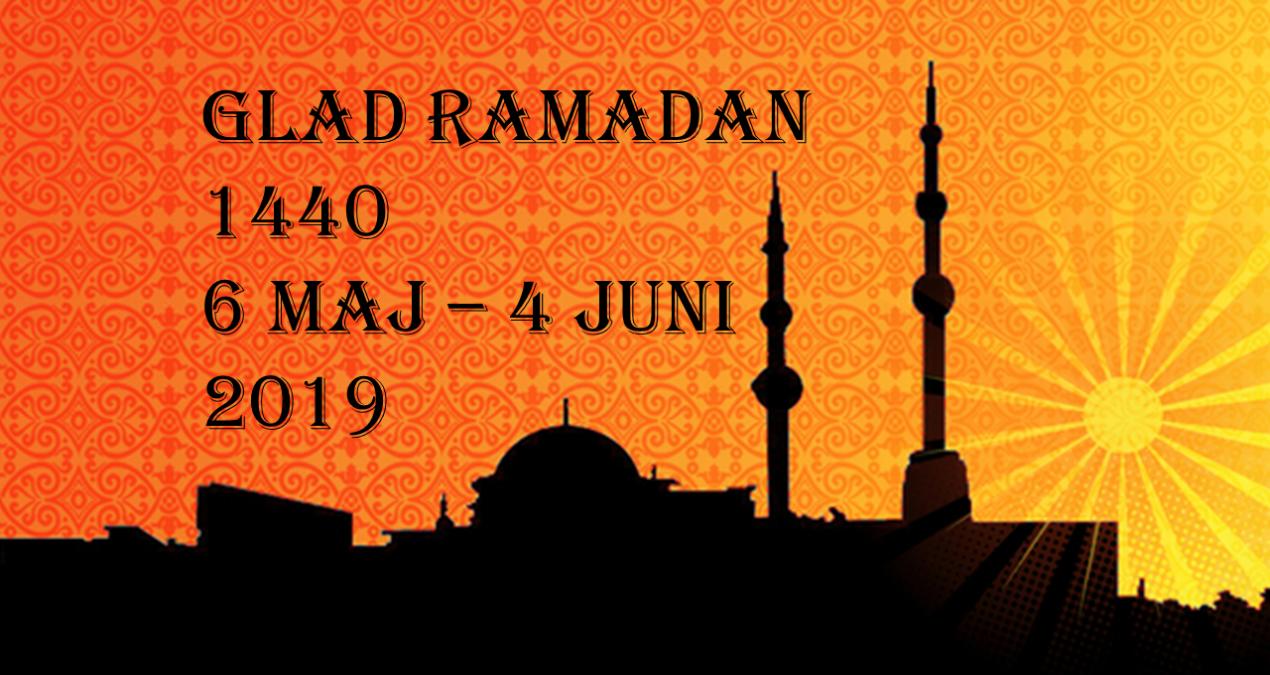 Glad Ramadan 1440!