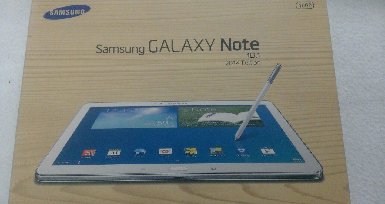 Samsung Galaxy Note Tab (2014) LTE