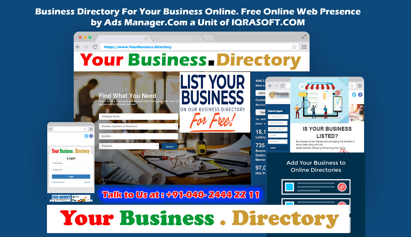 Your Business . Directory