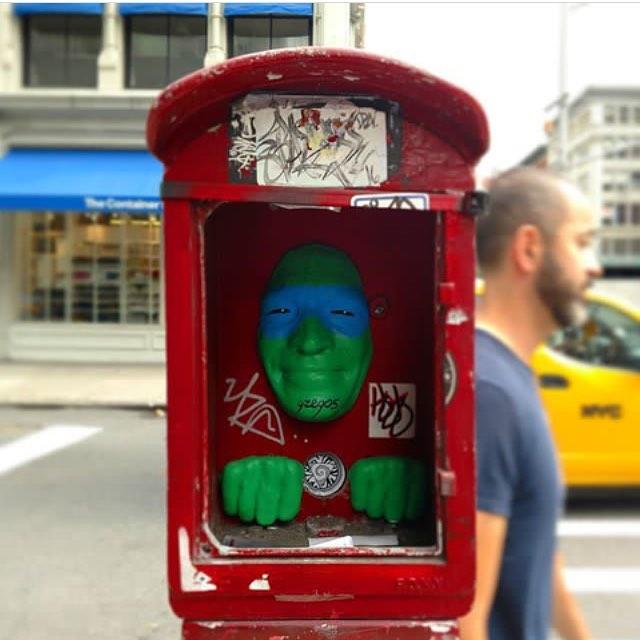 GREGOS NEW YORK 2017 krazykort
