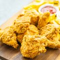 fried chicken wings yettis kitchen