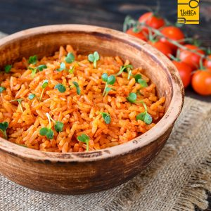 jollof rice yettis kitchen manchester