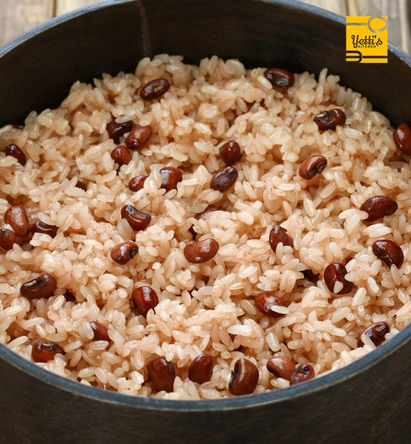 rice and peas yettis kitchen manchester