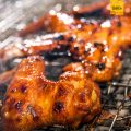 barbecue wings yettis kitchen manchester