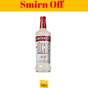 smirn off ice yettis kitchen manchester