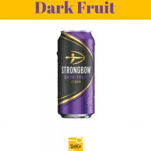 Strongbow Dark Fruit yettis kitchen manchester
