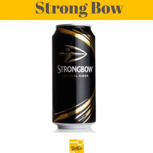Strongbow Original yettis kitchen manchester
