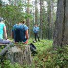 Yoga & Vandring vid Långbergets Sporthotell