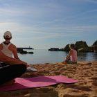 SPANIEN: Yogakurs vid vackra Costa Bravakusten