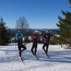 Yoga & Skidåkning Långbergets Sporthotell