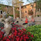 Yoga på terrassen ITALIEN: Yogakurs i klostermiljö