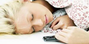 Je telefoon pakken zonder reden