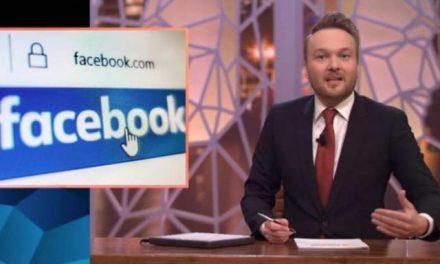 Facebook verwijderen? Arnoud deed het!