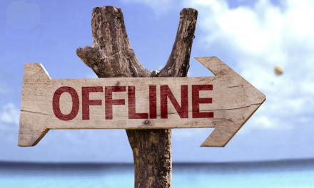 Offline vakantie iets voor jou?