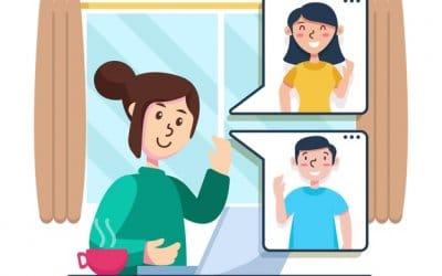 Privacy-proof online bijpraten met vrienden