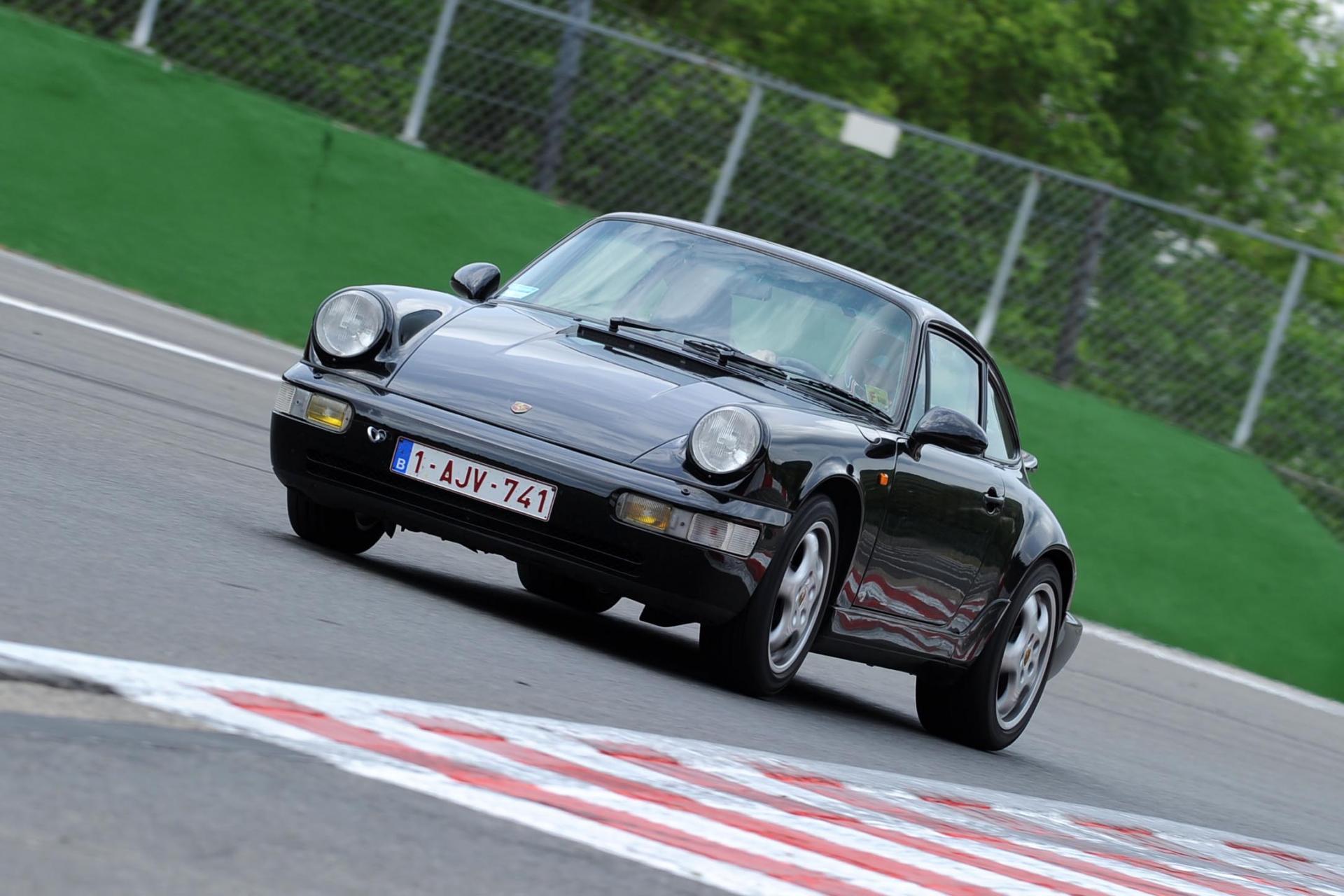 911 youngtimer - Porsche 964 - Production