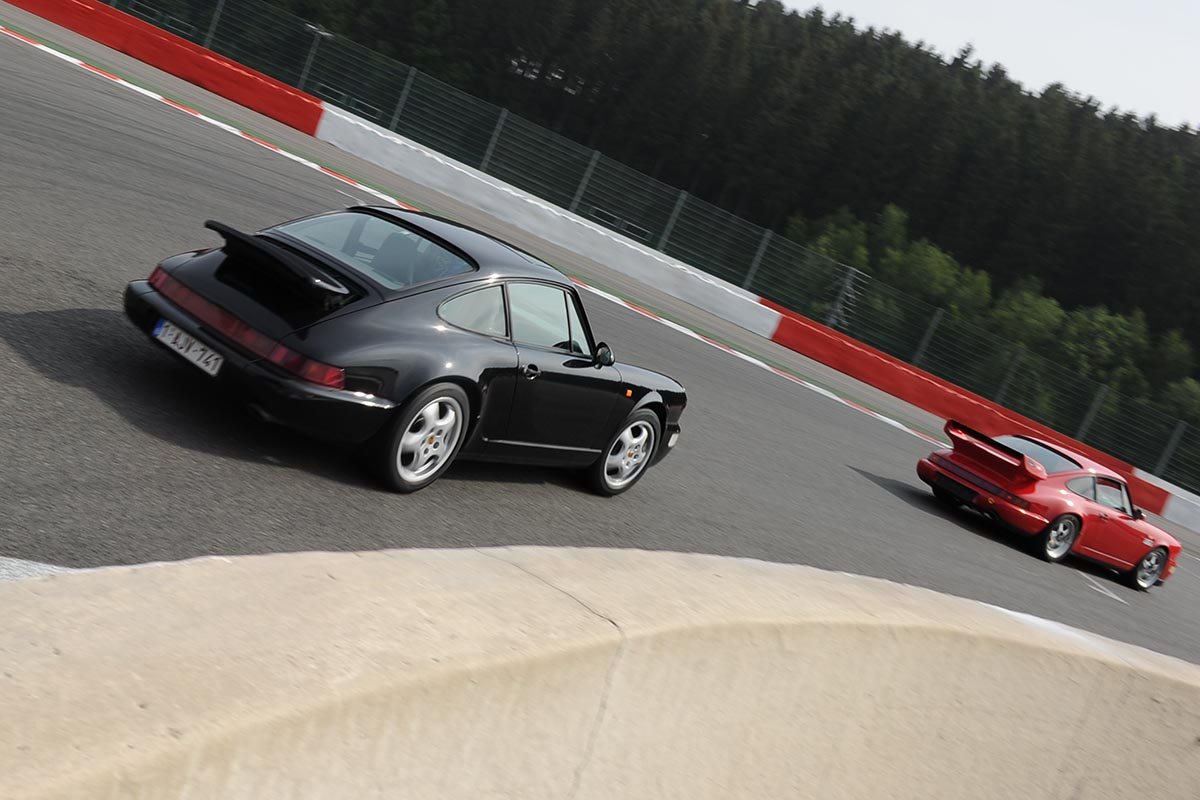 911 youngtimer - Porsche 964 - Production.02