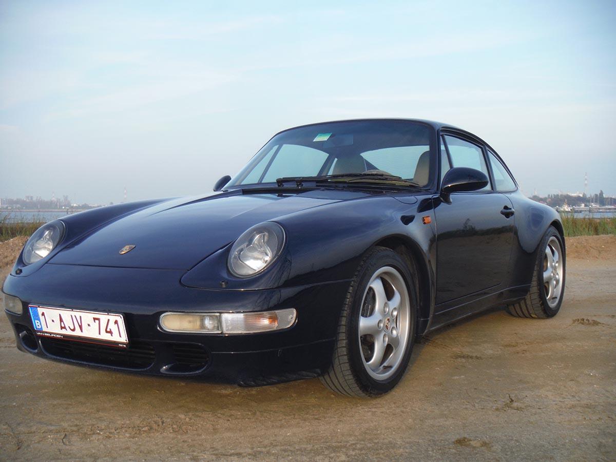911 youngtimer - Porsche 993