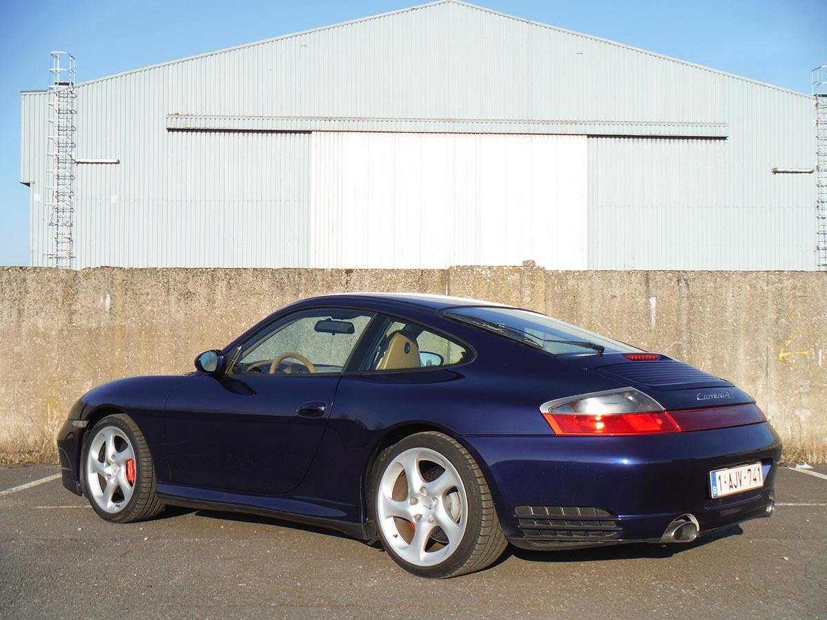 911 youngtimer - Porsche 996