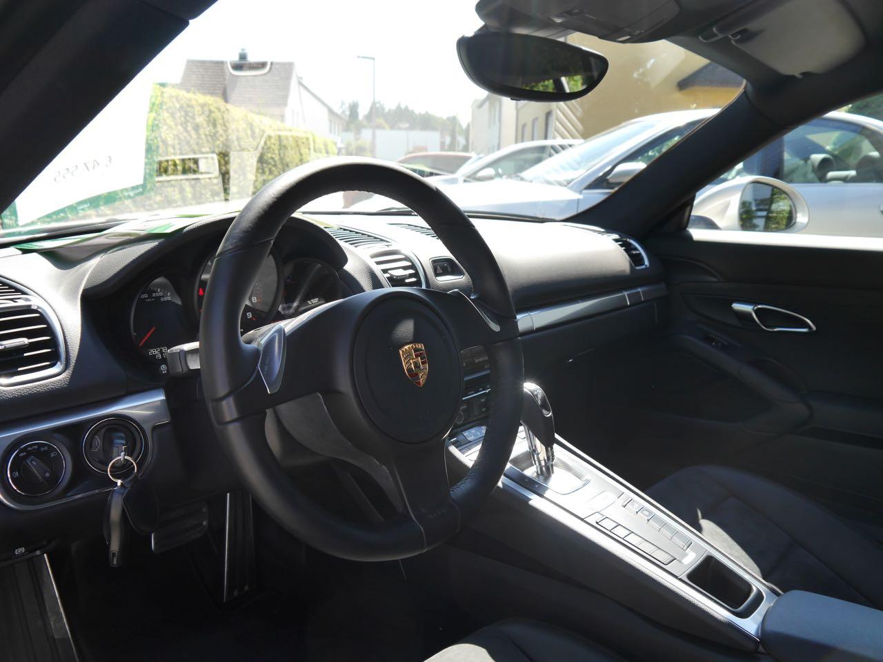 911 youngtimer - Porsche 981 Cayman 2,7 PDK - 2013 - Platinum Silver 3