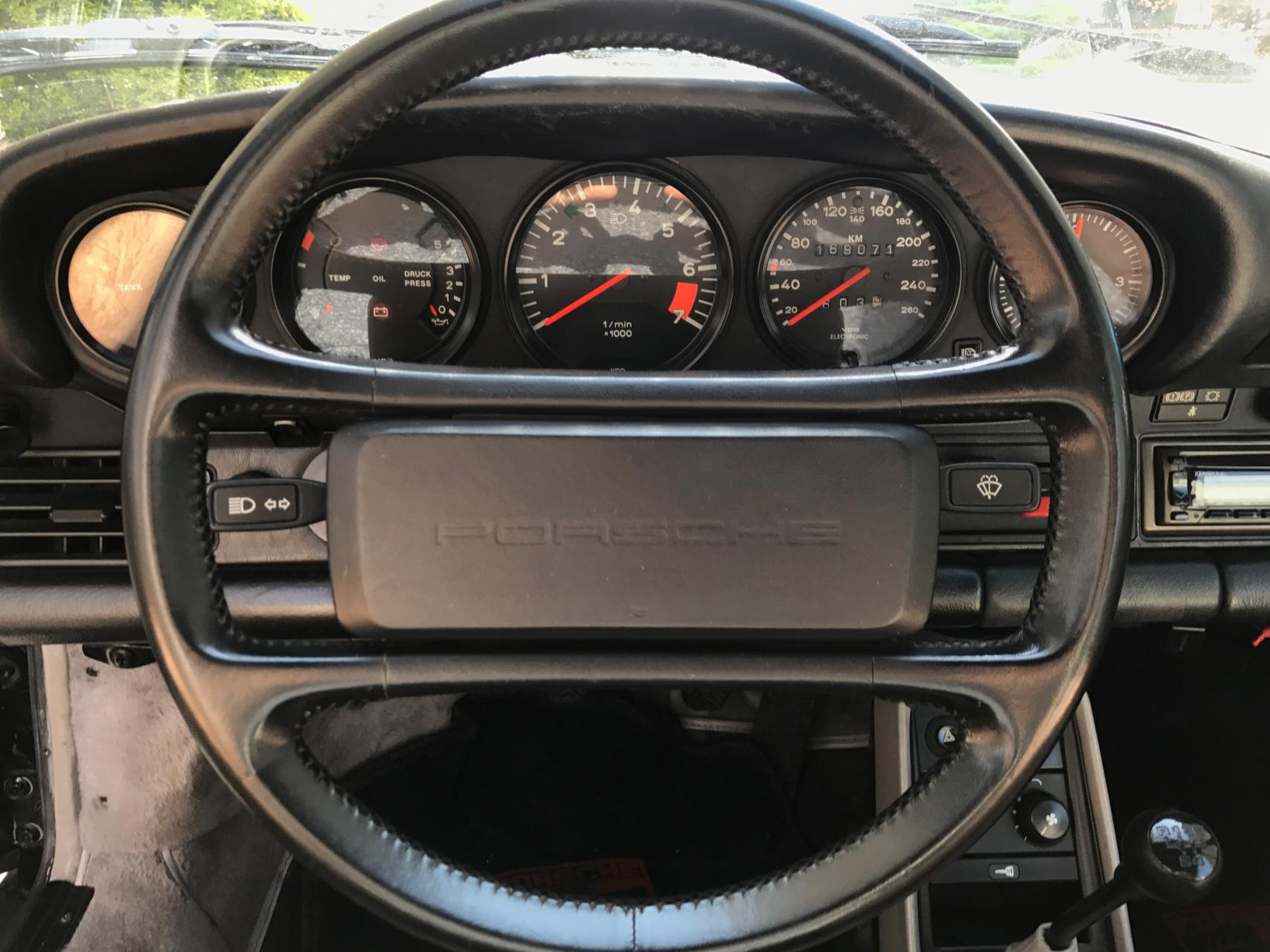 911 youngtimer - Porsche 911 Carrera G50 - Black - 1988 - 2 of 3