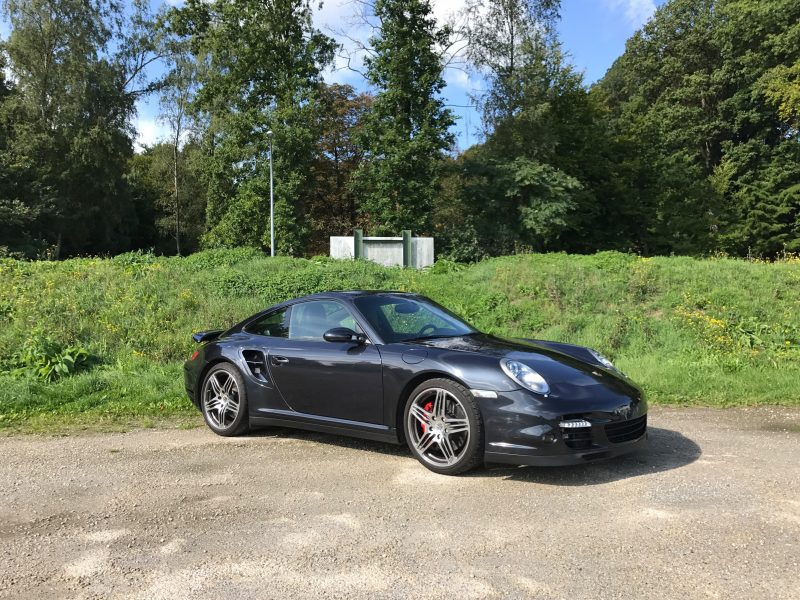 911 youngtimer - Porsche 997 turbo - Atlas Grey - 2007 - 3 of 4