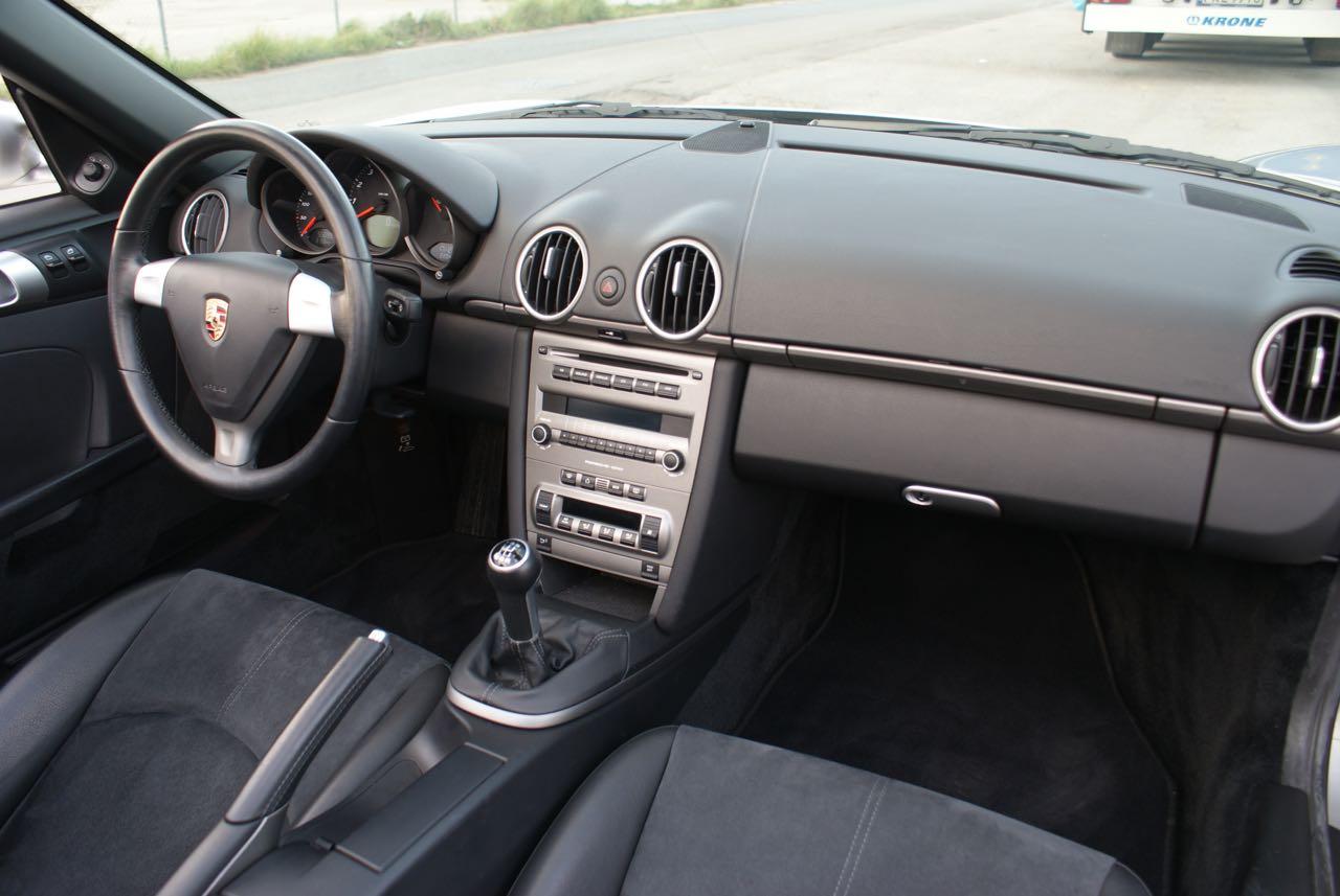 911 youngtimer - Porsche 987 Boxster - Arctic Silver - 2006 - 15 of 15