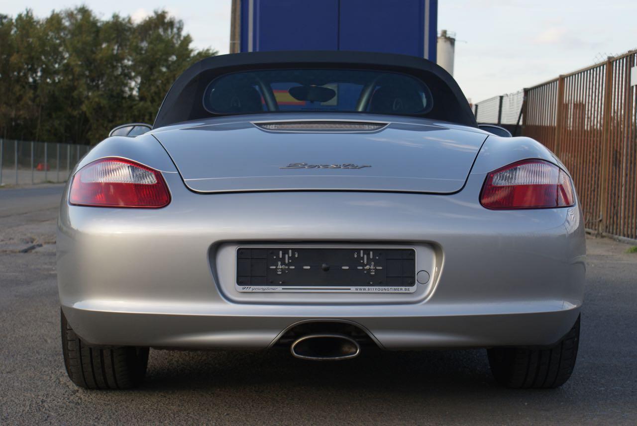 911 youngtimer - Porsche 987 Boxster - Arctic Silver - 2006 - 5 of 15