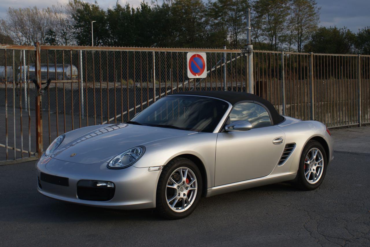 911 youngtimer - Porsche 987 Boxster - Arctic Silver - 2006 - 9 of 15