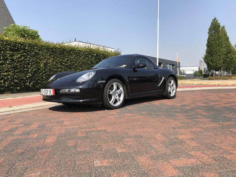 911 youngtimer - Porsche 987 Boxster - Noir - 2005 - 62.000km - 1 of 1