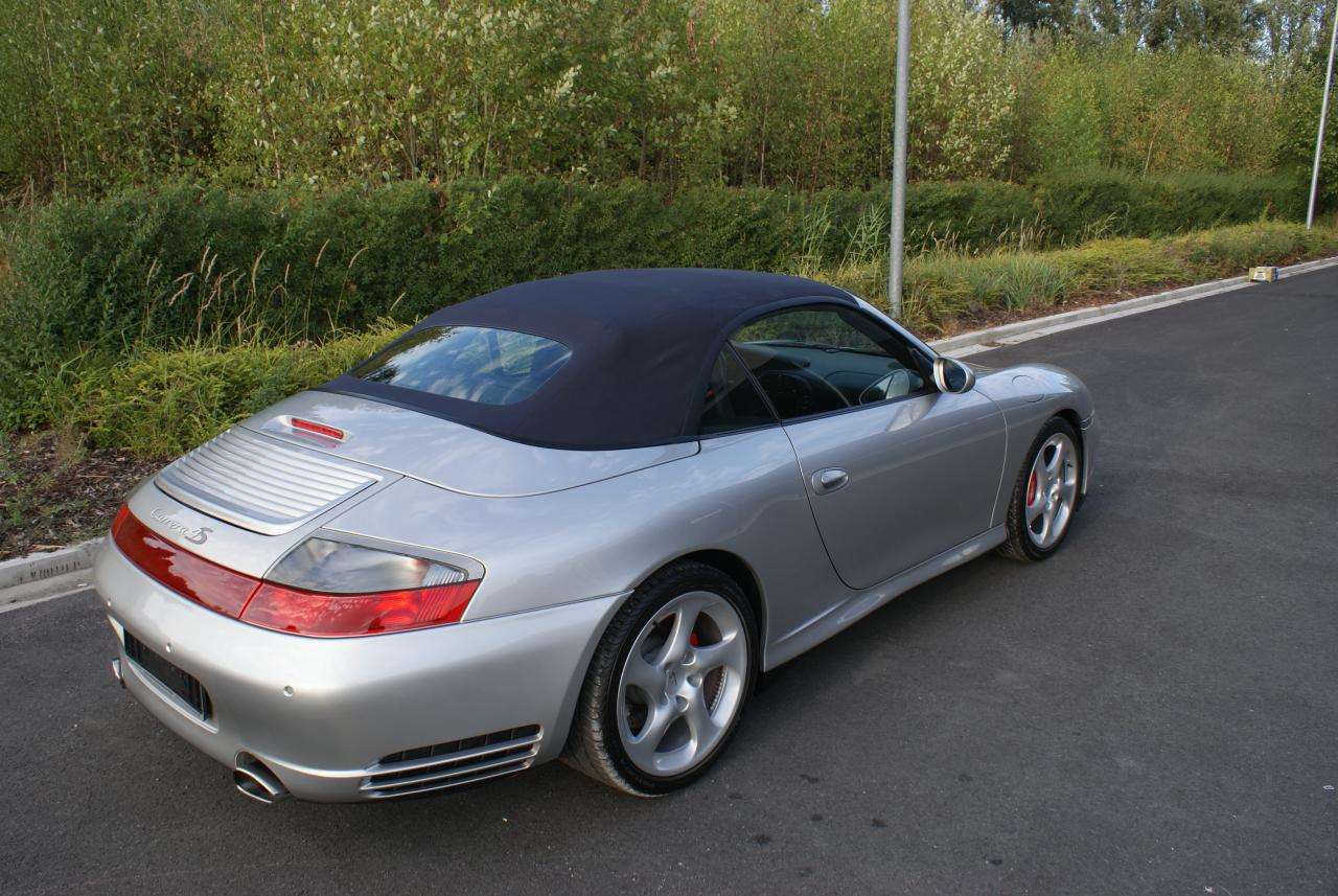 911 youngtimer - Porsche 996 C4S - Arctic - 2005 - 4 of 15 (1)
