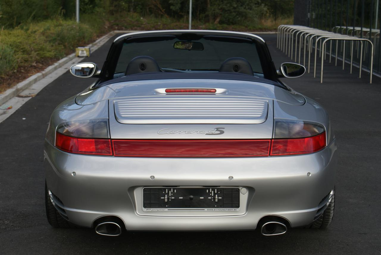911 youngtimer - Porsche 996 C4S - Arctic - 2005 - 5 of 15 (1)