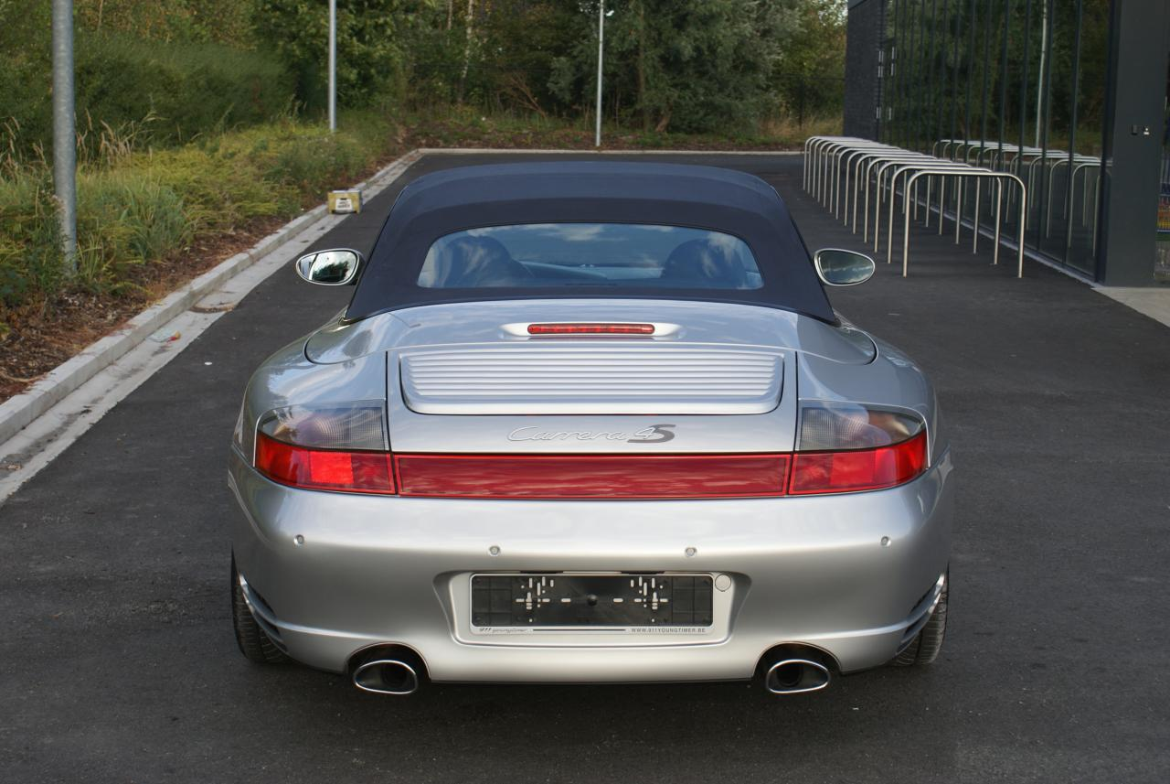 911 youngtimer - Porsche 996 C4S - Arctic - 2005 - 6 of 15 (1)