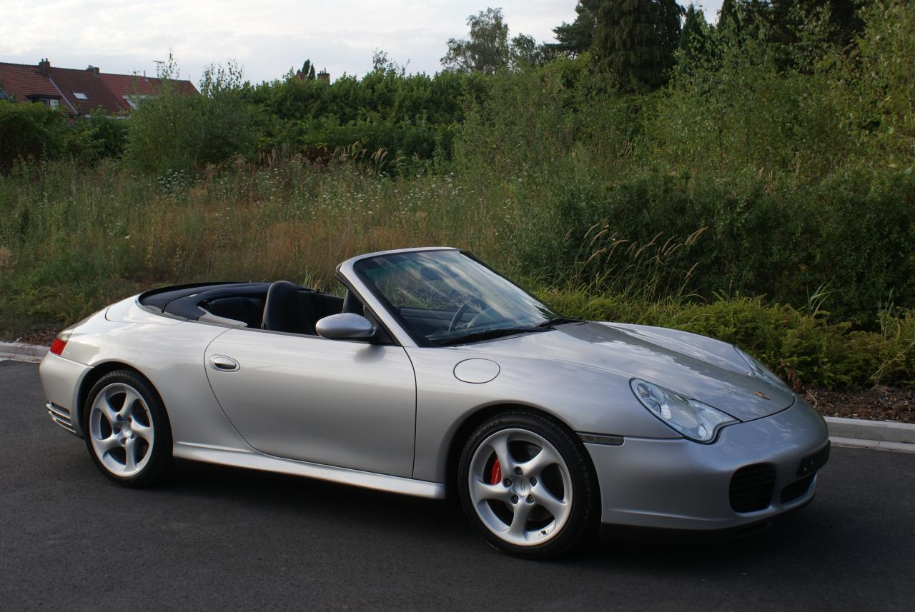 911 youngtimer - Porsche 996 C4S - Arctic - 2005 - 8 of 15 (1)